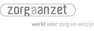 zorg aan zet logo